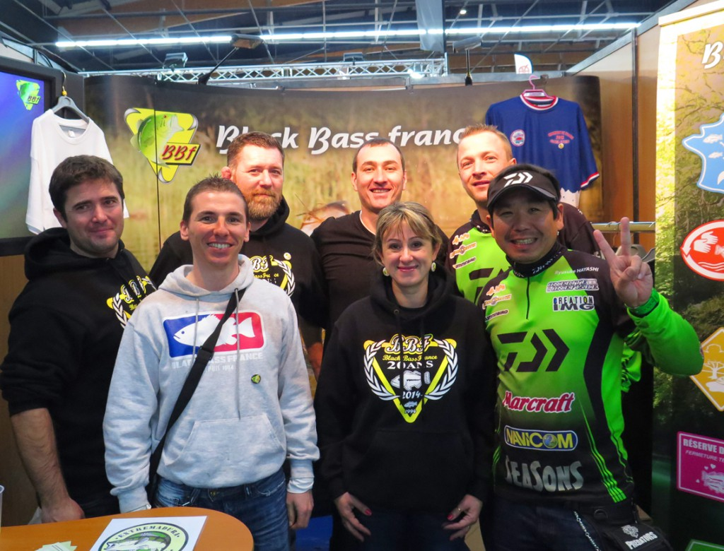 BBF au salon de Clermont