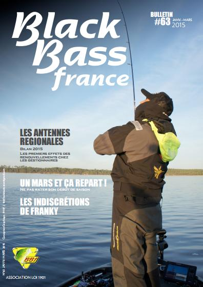 Bulletin Black Bass France N°63